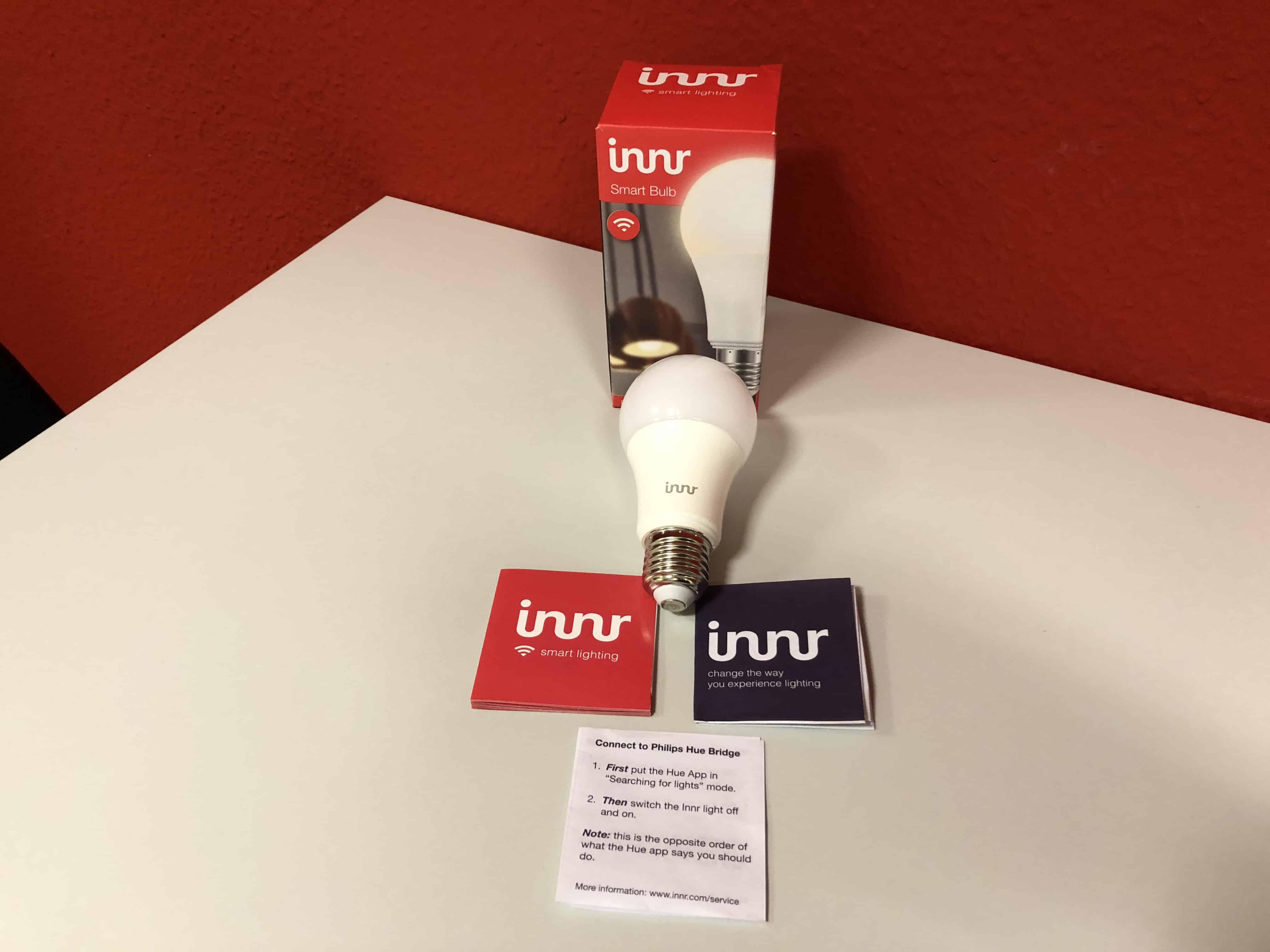 Hue Compatible Lampen : Innr die preisgünstige alternative zu philips hue im test