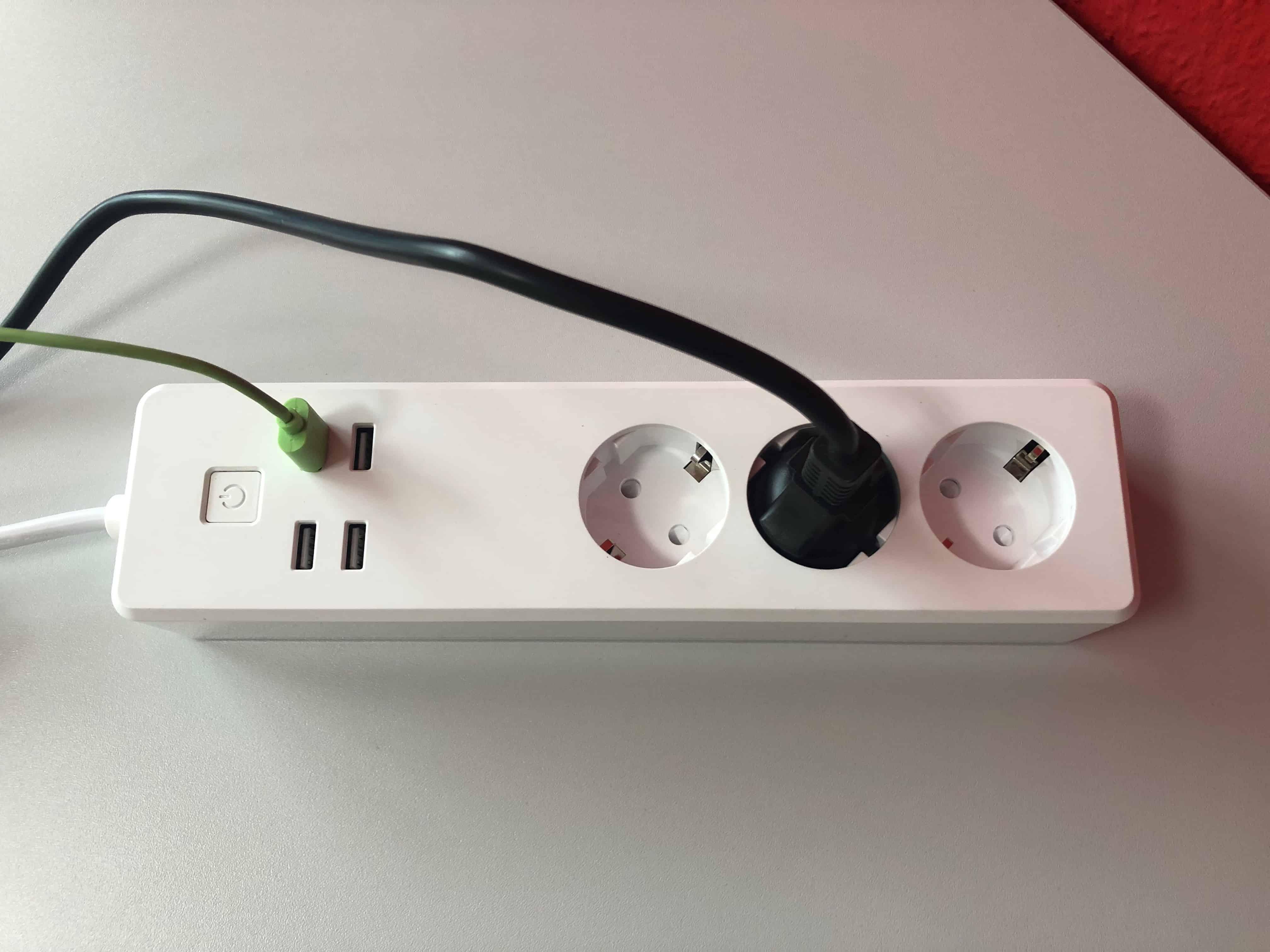 Meross MSS425E - Smarte Steckdosenleiste im Test - smarthomeblog.de