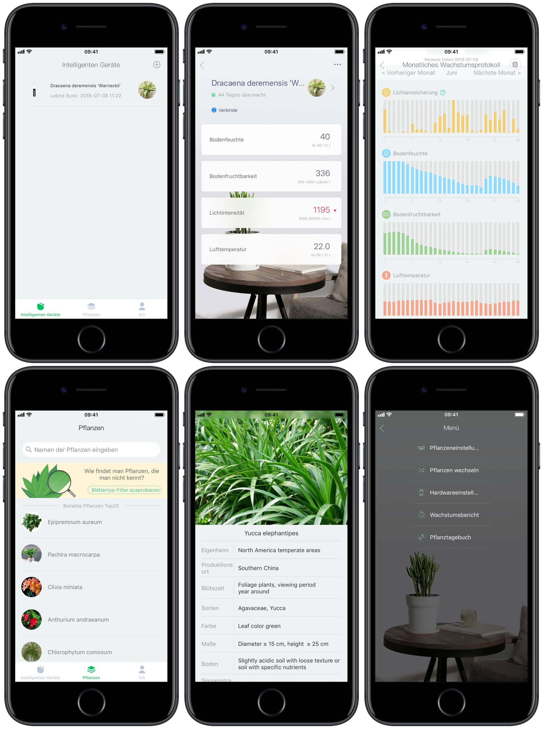 smarthome gadget: xiaomi flower care pflanzensensor | smarthomeblog.de