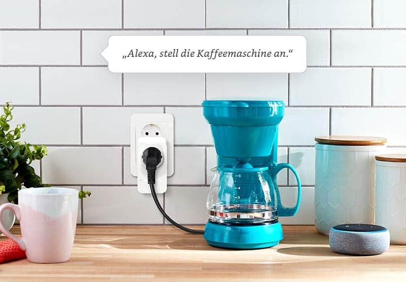 Ausprobiert Amazon Smart Plug Im Test Smarthomeblog De