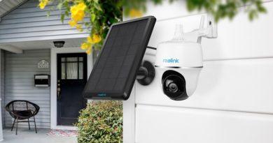 Aus Keen 2 wird Argus PT – Neue Reolink Kamera erhältlich
