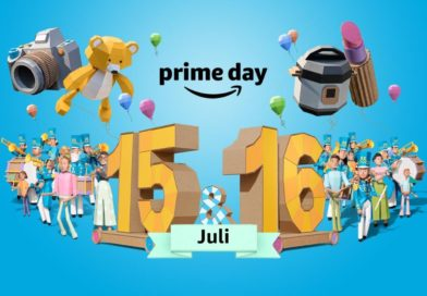 Amazon Prime Day lockt mit Schnäppchen